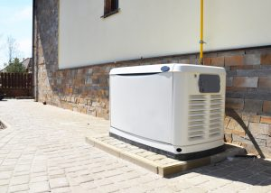 An outdoor air generator