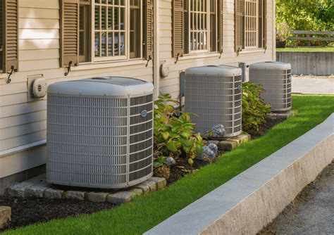 An image of HVAC systems