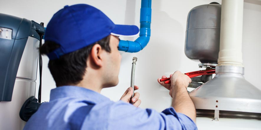 Residential Water Heater Services