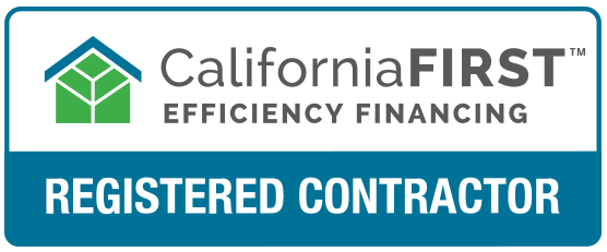 CaliforniaFirst Efficiency Financing - Registered Contractor logo