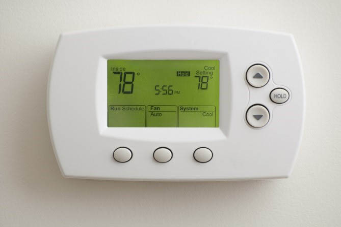 Digital thermostats are alternative to WIFI thermostats.