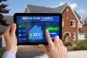 Wi-fi thermostats give you total control.